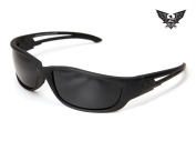 Edge Tactical Eyewear SBR-XL61-G15 Blade Runner Matte Black with G-15 Lens, X-Large