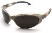 12 Pack Edge Eyewear Sw116-Cf Dakura Safety Glasses Camo Frames Smoke Lens