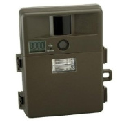 Wildview 5.0 Megapixel Digital Toggle Switch Game Camera with 30-Feet Flash