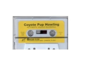 Western Rivers 824 Mity Call Coyote Pup Howling Cassette Tape