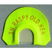 Hunters Specialties 2112 Hs Small Frame Raspy Old Hen Diaphragm