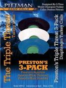 Longleaf Camo Prestons Triple Threat Pack Diaphragm