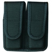 7302, Double Mag Pouch Black Size 1-Stacked