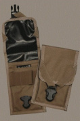 Rite in the Rain Field Belt Pouch Tan CORDURA½ Cover 15cm X 23cm - C540F