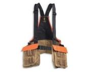 Browning - Pheasants Forever Strap Vest, Field Tan/ Orange