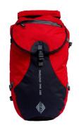 Aqua-Quest 100% Waterproof Backpack Dry Bag - 'Stylin' 30 L / 1800 cu. in. Red Model