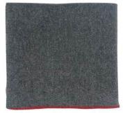 Grey wool rescue blanket