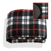 Waterproof & Windproof Fleece Stadium Picnic Blanket