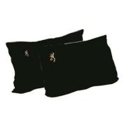 Browning Camping Fleece Pillow with Buckmark, Pink