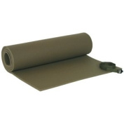 Olive Drab Army Issue Foam Sleeping Pad Mat - 24 x 72 x 3/8, Survival/Camping