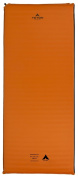 Teton Sports Comfortlite Regular Self Inflating Camp Pad with Velcro Side Strips, 72 x 60cm x 5.1cm , Orange