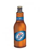 Miller Lite Looks Like A Beer Bottle Suit Koozie Cooler