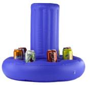 Inflatable Upside Down Mushroom Portable Floating Cooler - Beverage Cooler