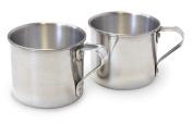 Stansport Aluminium Drinking Cups