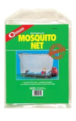 Coghlans 9755 Backwoods Mosquito Net Grn Single