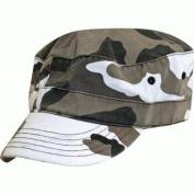 Dorfman Pacific 544690 Camo Cadet Hat Asst