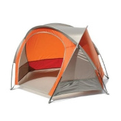 Little Life Compact Beach Shelter - Orange/Grey