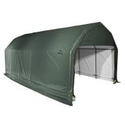 ShelterLogic 97054 Green 12'x20'x9' Barn Shelter