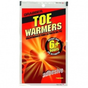 Grabber Toe Warmers - 2 Pack