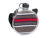 Fury Blanket Cover Canteen, 1.9l with Shoulder Strap