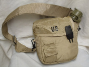 Military Issue 1.9l Water Canteen with New issue Carrier and sling free ship