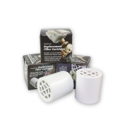 New Wave Enviro Premium Shower filter Replacement Cartridge