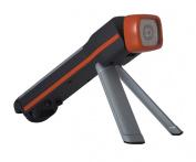 Energizer LED 7.6cm 1 Tripod Flashlight and Area Light with Light Fusion Technology, Black/Orange