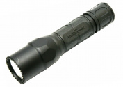 Surefire G2X Tactical Single Output LED Flashlight, Black