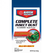 Bayer Advanced 700065A Complete Brand Insect Dust For Gardens, 1.8kg
