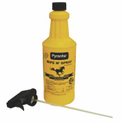 Pyranha Wipe N Spray 950ml