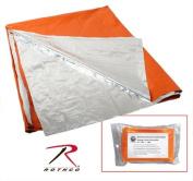 Rothco Orange/Silver Polarshield Survival Blanket