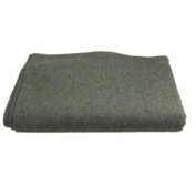 OD Wool Blanket -US Army Style