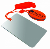 eGear Survival Essentials Floating Whistle/Mirror Combo