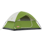 Coleman SunDome 9- by 7- Foot Four- Person Dome Tent