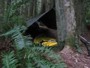 Aqua-Quest 100% Waterproof Camo Tarp / Camp Shelter