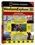 National Geographic TOPO! Weekend Explorer 3D