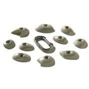 Nicros HCIA Micros Diff-Tex Footchips 1 Tick Handholds - Grey