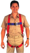 Elk River 55304 Polyester Freedom 3 D-Ring Harness with Fall Indicator, Fits Large to X-Large