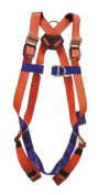 Elk River 56424 TowerMate 4 D-Ring LE Harness with Mating Buckle and Fall Indicator, Fits Large to X-Large