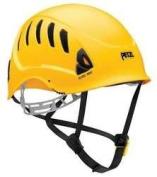 PETZL ALVEO VENT Rock Climbing Helmet Yellow NEW