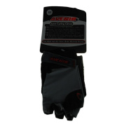 Avenir Lycra Cycling Glove X-Small Grey
