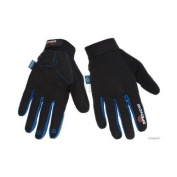 Spenco Heat Wave 2.0 Small Black/Blue Full Finger