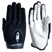 LIZARD SKINS KOMODO Full Finger MTB Glove (8) Small Black.