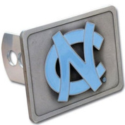 Siskiyou SportsCTH9S College Trailer Hitch Cover- North Carolina Tar Heels