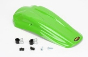 Maier Mfg MX Style Rear Fender Green Green 145413