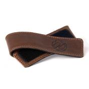 PDW Cufflink Leather Leg Strap