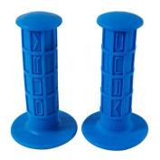 Oury Original BMX Grips, Blue