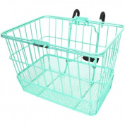 Sunlite Standard Mesh Bottom Lift-Off Basket - Green, with Bracket