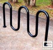 Loop-Style 7 Bikes Rack