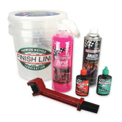 Finish Line Pro Care Bucket Kit 6.0 Essentials of Bicycle Care